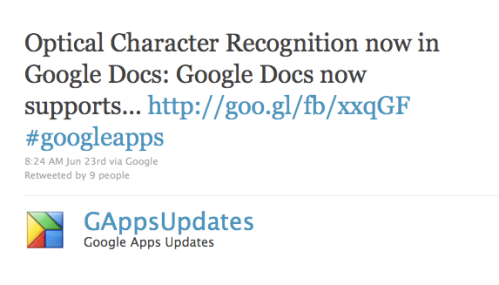 Gappsupdates