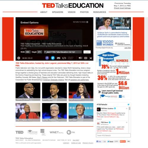 TEDTalksEd