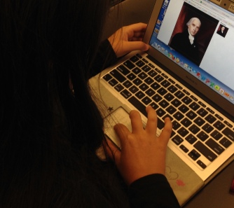 8th Grade Ss Students Are Creating Faux Profiles For The Founding
